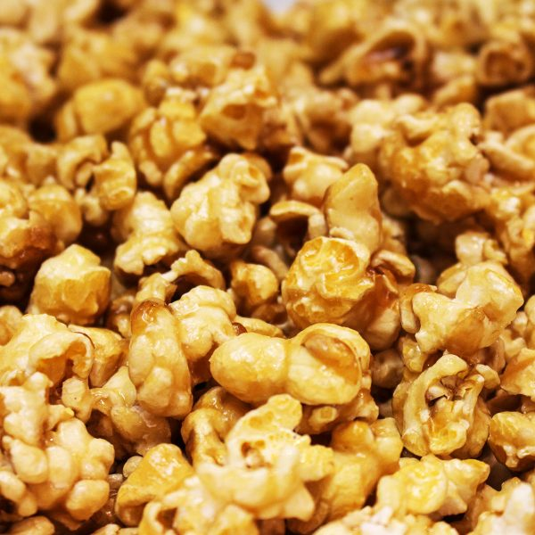 Caramel Flavor Popcorn