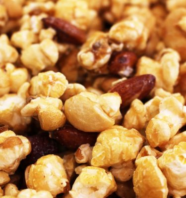 Caramel & Mixed Nuts