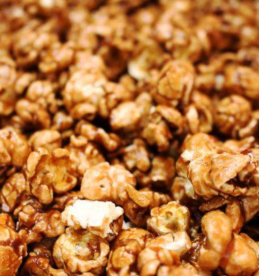 Cola Flavor Popcorn