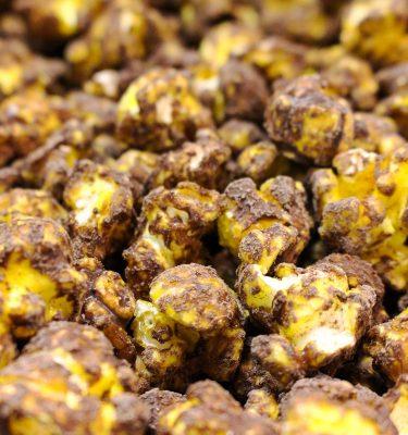 Chocolate Covered Banana Popcorn