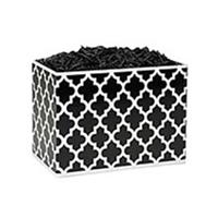 Black Geo Graphics Gift Box